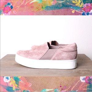 Vince warren platform sneakers. Size 9.5